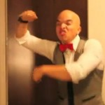 Rachid Badouri Gangnam Style