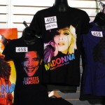 Madonna à Québec Plains d'Abraham en septemre 2012